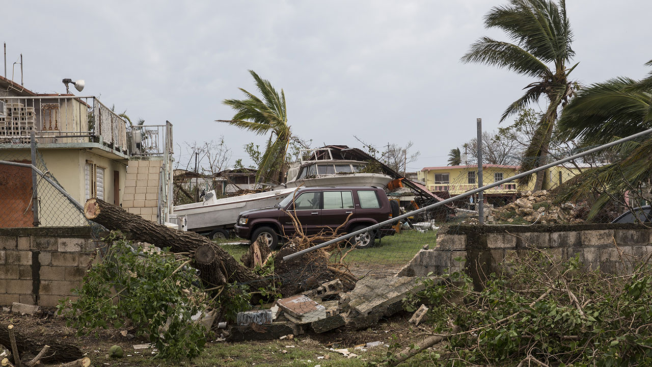 Nido lending hand to help family in Puerto Rico