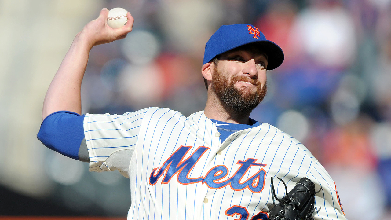 Parnell shut down for week due to forearm soreness