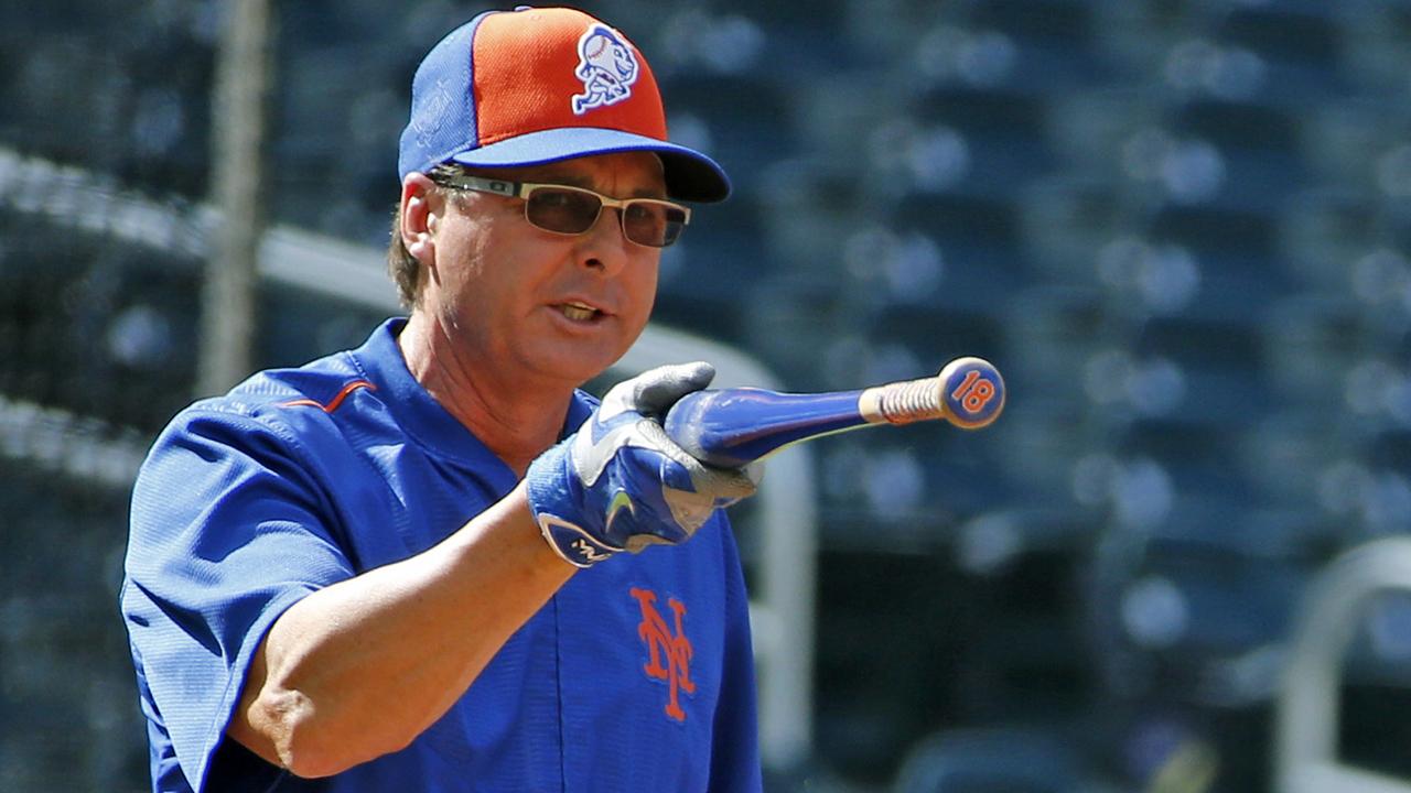 Teufel remains in Mets organization